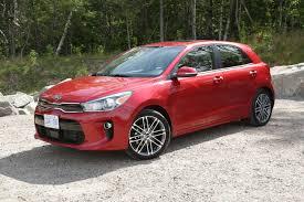 kia hatchback 2018 kia rio review autoguide com news