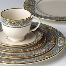wedding china patterns autumn by lenox the enamel dots that are applied to the