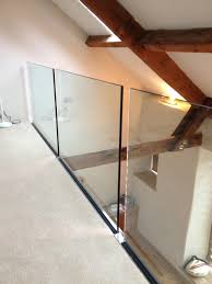 Glass Banister Uk Frameless Glass Balustrade Morris Fabrications Ltd