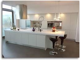 cuisine et ilot central cuisine moderne idees nz avec ilot central cuisine idees et ilot