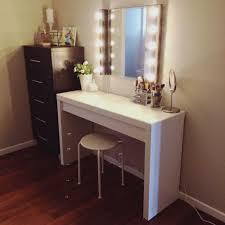diy bedroom vanity outstanding bedroom vanity with mirror and lights mirrored ikea diy