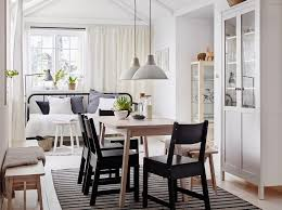 Dining Room Ikea Study Or Socialise In Scandinavian Style