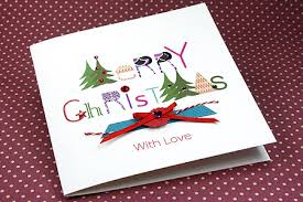 handmade christmas cards christmas card merry christmas with