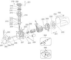 220 Air Compressor Wiring Diagram Dewalt D55151 Parts Master Tool Repair
