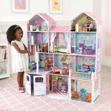 Little Tikes Barbie Dollhouse Furniture by Kidkraft Mansion Dollhouse So Chic Little Tikes Barbie Furniture