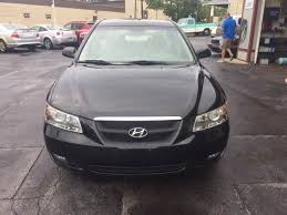 2006 hyundai sonata gls v6 2006 hyundai sonata gls v6 4dr sedan in cleveland oh richland motors