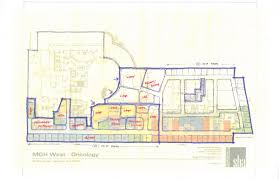 General Hospital Floor Plan Massachusetts General Hospital West Outpatient Oncology And