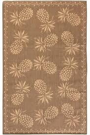 Pineapple Area Rug Luau All Weather Area Rug Pineapples Home Pinterest