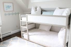 Ikea White Bunk Bed Ikea Bunk Beds Kids Beach Style With Ikea Bunk Beds Coastal Design