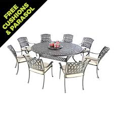 Cast Aluminium Garden Table And Chairs Cast Aluminium Outdoor Furniture Sets Dining Tables And Chairs