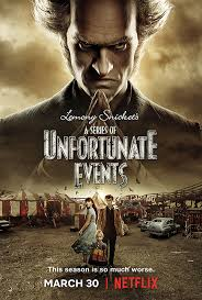 a series of unfortunate events season 2 den of