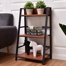 Leaning Ladder Bookcases by 100 Leaning Ladder Bookcases Contemporary Ladder Bookshelves