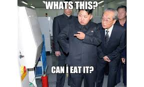 Kim Jong Un Snickers Meme - funny memes about north korea and kim jong un
