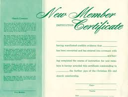 membership certificates templates free certificate template free