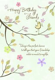 thankful friend birthday wishes card greeting cards hallmark