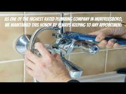 southern service plumbing repair services murfreesboro youtube