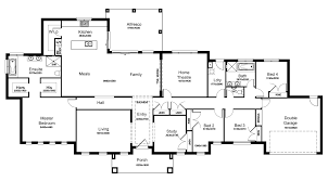 acreage floor plans u2013 modern house