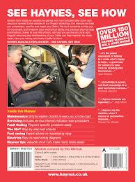 vauxhall opel zafira petrol u0026 diesel 05 09 haynes repair
