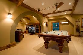 House Design Games English Fully Equipped Game Room Ideas
