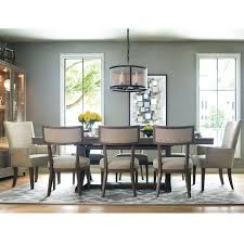 9 pc dining room set rachael ray home highline 9 piece dining set with trestle table