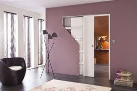 porte coulissante chambre poser ses portes coulissantes cool installer porte coulissante dans