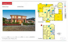 interactive floor plans u2014 realpropertyview com au