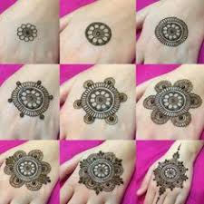 easy henna tattoos on pinterest easy henna simple henna tattoo
