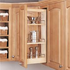 rev a shelf 26 25 in h x 5 in w x 10 75 in d pull out wood wall