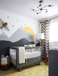 Nursery Decorating 45 Amazing Decorating Ideas To Create A Stylish Nursery