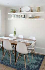 eames inspired dining table gws home tour mid century modern boho inspired dining room gws