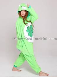 Halloween Onesie Costumes Care Bears Good Luck Bear Onesie Kigurumi Pajama Fancy Costume Mall