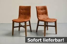 Esszimmerstuhl Bequem Tischfabrik24 Retro Stühle