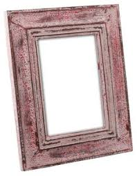 bulk wholesale green photo picture frame in mdf and natural bone