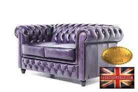 canapé chesterfield violet mobilier canapé chesterfield 2 places antique rhône alpes rhône