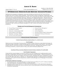 Best Project Manager Resume Sample by Finance Manager Resume Summary Contegri Com