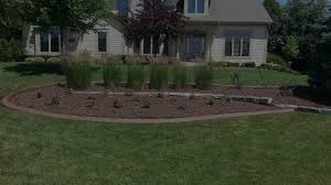 home new berlin landscaping fertilization and concrete edging