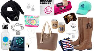 Monthly Subscription Boxes Fashion Mystery Monogram Monthly Hello Subscription