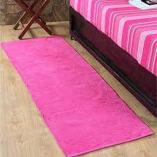 Small Bedroom Rugs Uk A Bedroom With A Soft Pink Kilim Rug The Style Files 150x200cm