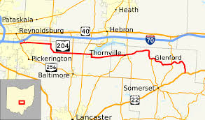 Map Of Columbus Ohio Area by Ohio State Route 204 Wikipedia