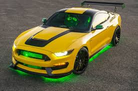 cool ford mustangs custom ford shelby gt350 mustang is inspired by ole yeller
