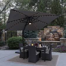 Patio Offset Umbrellas Outdoor Patio Umbrellas Costco