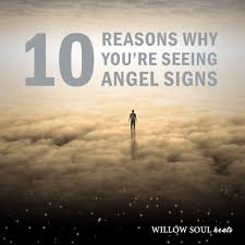 seeing flashes of light spiritual 10 reasons why you are seeing angel signs meaning of angelic