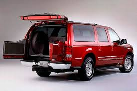 Model 556 Overhead Door Manual 2000 05 Ford Excursion Consumer Guide Auto