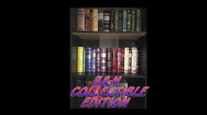 Barns An Barnes And Noble Leatherbound Collectible Editions Youtube