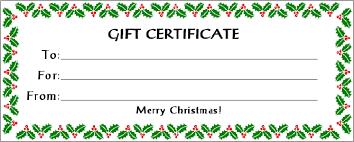 printable christmas gift vouchers blank christmas gift certificate roberto mattni co