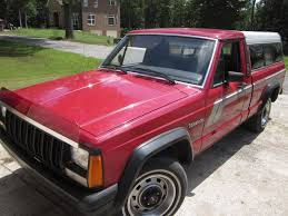 1988 jeep comanche pioneer 4x4 nice 1988 jeep comanche sport pickup 2wd 4 speed manual very low