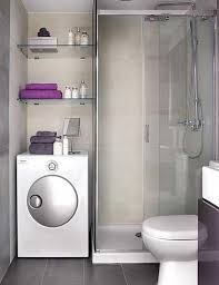 laundry in bathroom ideas 2821