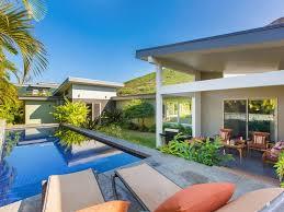 Covered Lanai by Hawaiian Contemporary Executive Style Getaw Vrbo