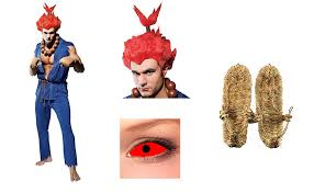 akuma costume diy guides for cosplay u0026 halloween