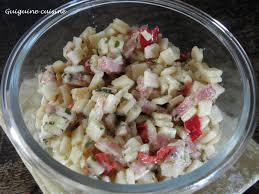 cuisiner les crozets de savoie salade savoyarde aux crozets guiguine cuisine